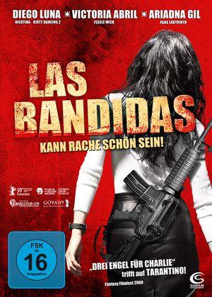 Las Bandidas - DVD-Cover