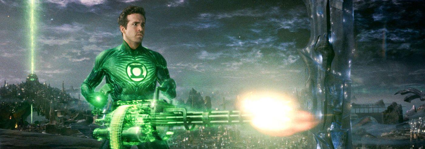 Green Lantern Butt 80